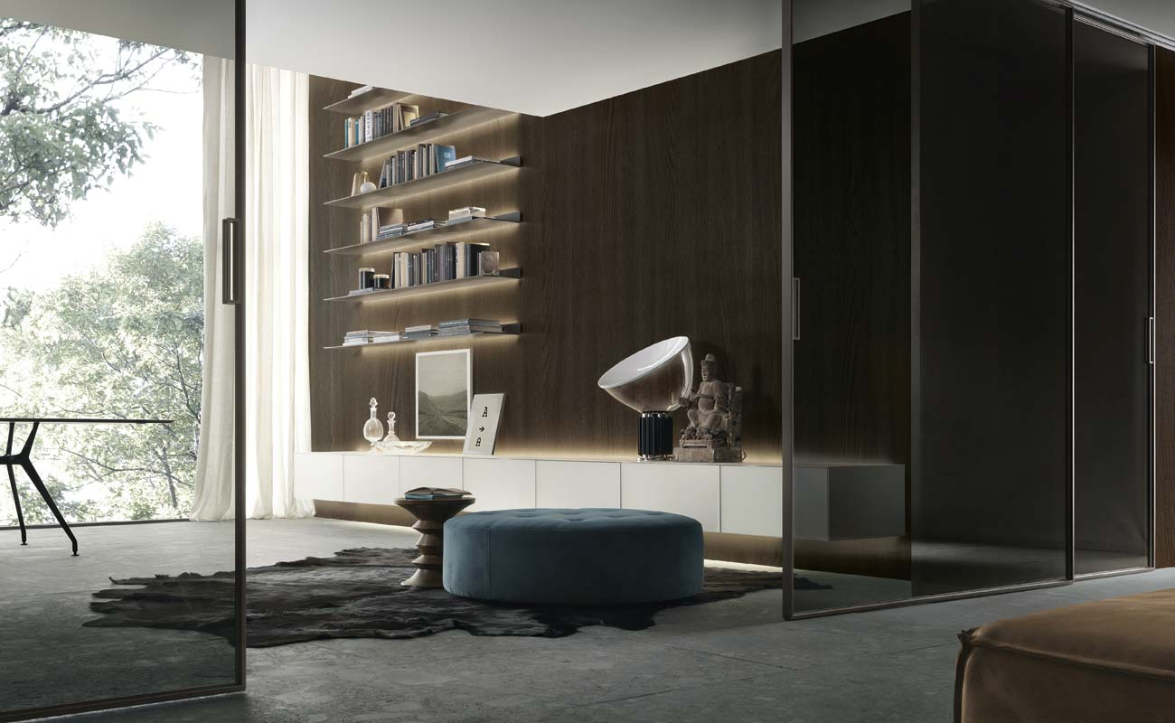 sliding doors werkhaus magazin. Black Bedroom Furniture Sets. Home Design Ideas
