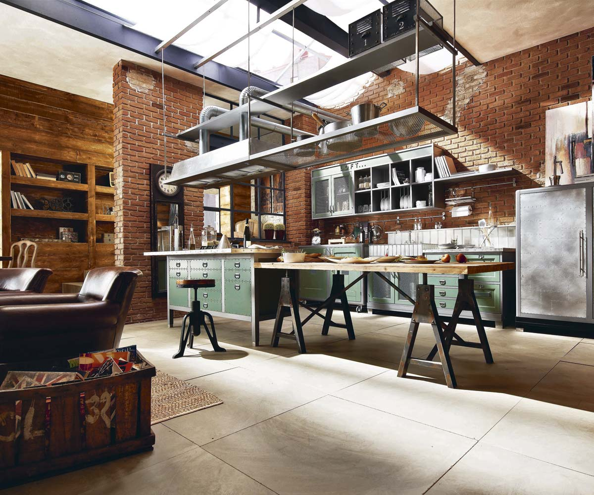 Industrial Style in der Küche – werkhaus Magazin