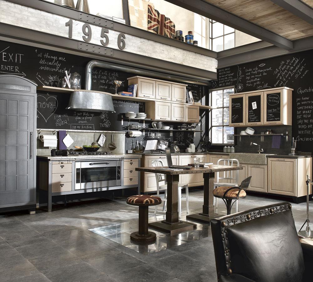 Edle Küchen Kreatives Haus Design