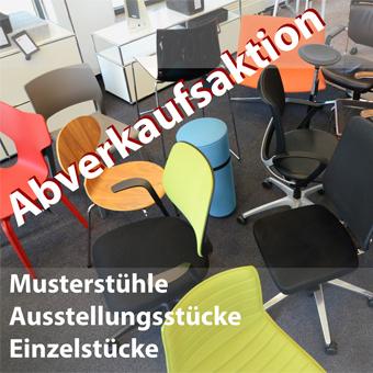 Abverkauf Design Stühle
