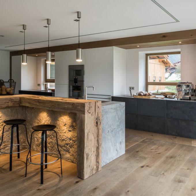 Bildersuche Küche mit Naturstein