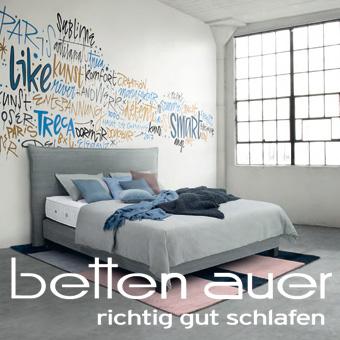 Trecca by Betten Auer im werkhaus