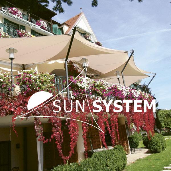 Sun System - Sonnensegel