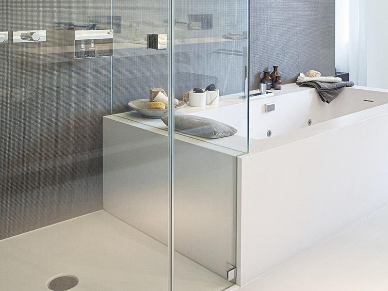 Exklusive Lösungen für Bad und Wellness Bereiche