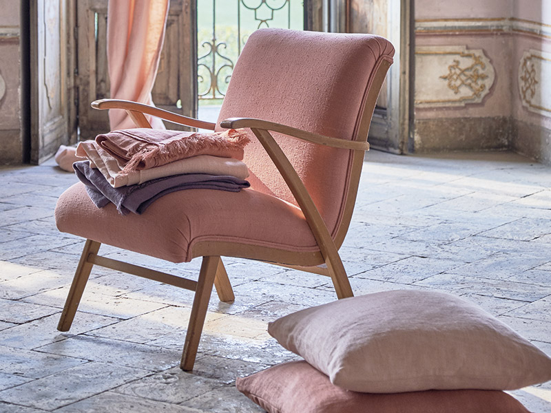 gepolsterter Stuhl