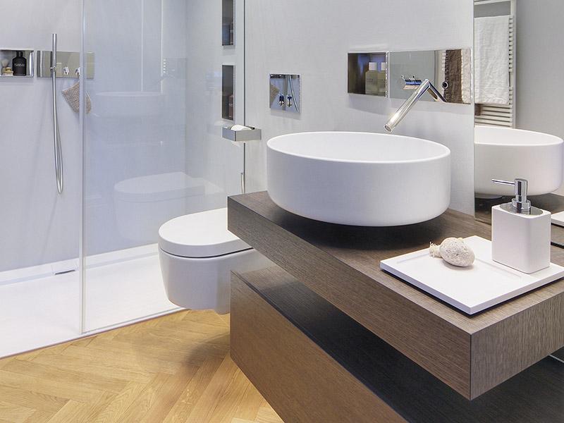 Waschtisch für ein exklusives Bad