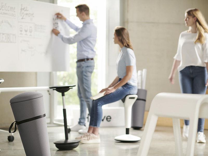 Flexbibel Stühle für ergonomisches Arbeiten