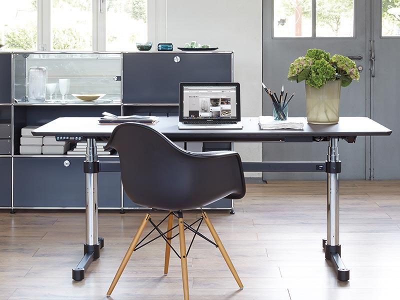 Vitra Eames Chair im Büro