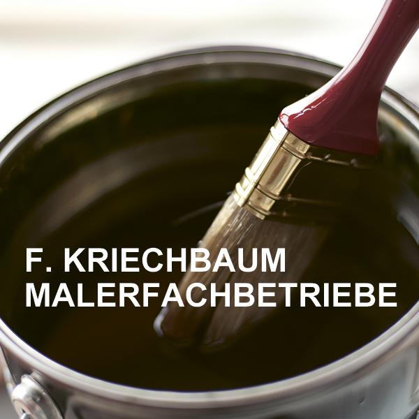 F. Kriechbaum - Malerfachbetrieb im werkhaus