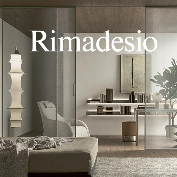 Rimadesio - besondere Ankleiden und Möbel